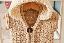 Crochet - cute baby clothes