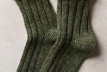 Birks & socks