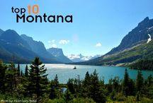 Montana / by Kaitlyn Ketola