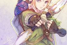 VIDEO GAMES / Mostly Full Of Legend Of Zelda But Ill Try To Put Other Games :) / by Riza Hawkeye