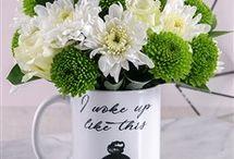 Flowers in a Mug