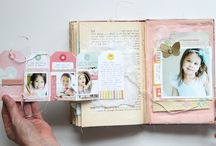 Junk Journaling / Altered Books