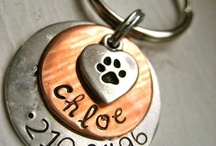 Pet ID Tags at Doggy Treasures / Free US Shipping on all Dog ID tags