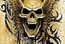 Skull Tatoo