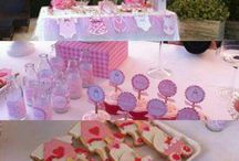 sweet table baby girl / Dolcissimo sweet table