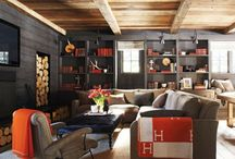 Man Caves / Ultimate man cave space: media room game room and bar all in onr