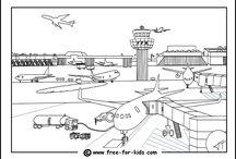ECE Aeroplanes/Transport