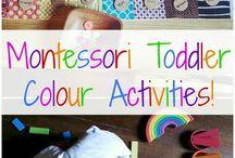 Montessori Spiele