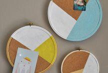 Geometric • Colour Pops • Timber