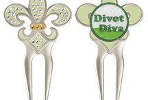 Divot Tool Collection / A look inside Navika's Divot Tool Collection. Browse more at http://www.navika.com/Golf_Divot_Tool_Ball_Marker_Sets_s/42.htm