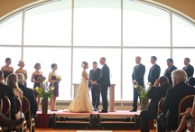 Monona Terrace Weddings / Monona Terrace is proud to host over 100 weddings per year.  See why so many couples share their special day with us!  / by Monona Terrace Community & Convention Center