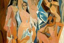 Cubismo - Picasso