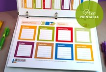 Planning/Organization a stuff