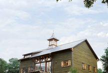 Barn exterior design