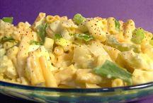 Easy pasta salads