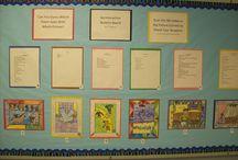 Focus Walls/Bulletin Boards / by Natacha Edmondson