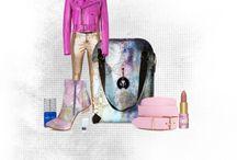 Hegyiorsi Love&Bags Szettek / Olyan összeállítások, amelyekkel megmutathatom, hová is szánom az általam alkotott táskákat.