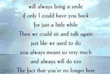 In Loving Memory..