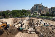 Sunset Resort Water Park - Construction Updates - 14.05.2015