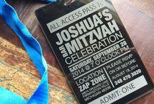 Joshua's Bar Mitzvah 2020