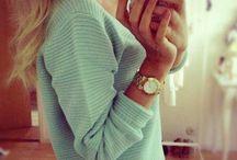 Pretty clothes and stuff