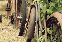 OLD BIKES / beautiful old bikes