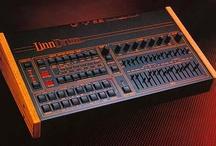 Synthesizer & Drum machines