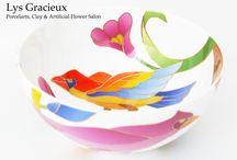 Lys Gracieux Porcelain Arts