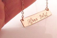 Mother's Necklaces