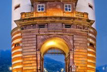 Germany - Places I Wish I Could See / Okay, as already mentioned, my paternal grandmother's family came from Germany; my maternal grandfather's grandparents came from Bavaria. So my genealogical travel must needs take me there.
