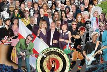 Pop Art  Sir Peter Blake / This board features works by Sir Peter Blake and his perceptions of modern popular culture