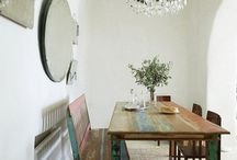dining room / by Melaine Bennett Thompson