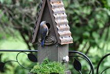 """ΚΗΠΟΣ """"bird house"""""""