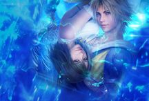 Final Fantasy wallpapers / Wallpapers