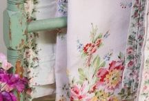 THE VINTAGE LINEN CUPBOARD / Old Fashioned Linens Including Lovely Storage And A Few Ideas For Display :) / by Dorothygail Saverien Marovich