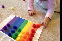 изучение цвета