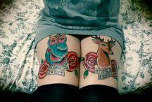 Tattoo inspiration / ^^