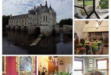 Château sur le Loire