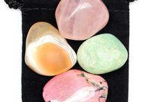 Tumbled Crystal Sets