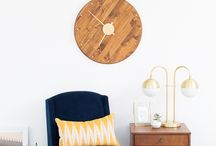 Simple DIY / This are simple and beautiful DIY projects that take simple materials, are easy to create and result in a beautiful finished product.