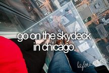 Chicago Trip!  / by Megan Deaton Alvey