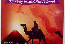 Murder Mystery - Egyptian