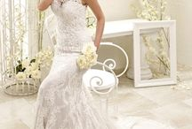 Favorite lace wedding gowns by Eddy K bridal / If you think that lace is a must for your wedding dress, here is a selection of Eddy K's most beautiful lace gowns / by Eddy K Bridal