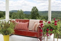 porches / by Diane Shofner