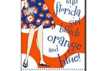 I Bleed Orange and Blue / by Dulcie Hayes