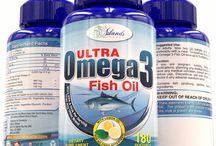 Ultra Omega3 Fish Oil
