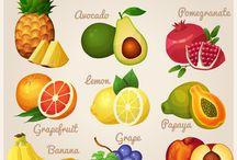 Food-drink illustrations