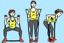 exercise / by Brenda Nunn