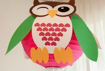 Owl stuff