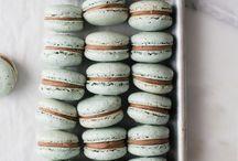 Macarons Ice cream